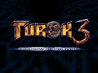 Turok 3 - Shadow of Oblivion (USA) Title Screen