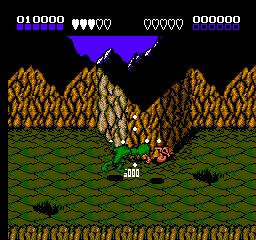 Battletoads (USA) In game screenshot