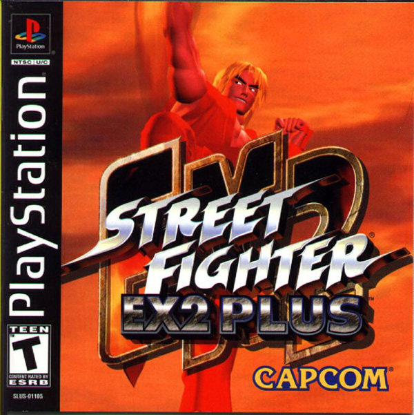 Street Fighter EX2 Plus [NTSC-U] ISO