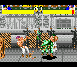 Gouketsuji Ichizoku (Japan) In game screenshot