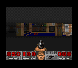Doom (USA) In game screenshot