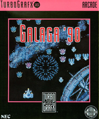 Galaga '90 (USA) Screenshot 2