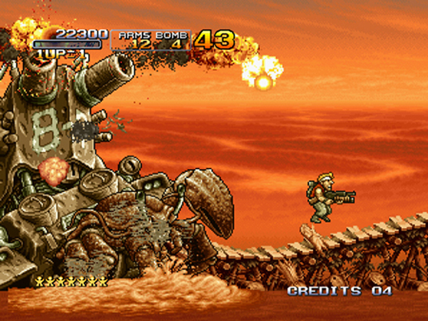 Metal Slug 7 Rom Mame Recalbox Download - lettercomp