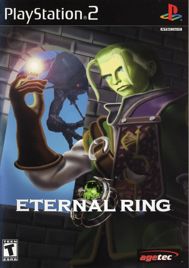 Eternal Ring Ps2 Eternal Ring Usa Iso Ps2