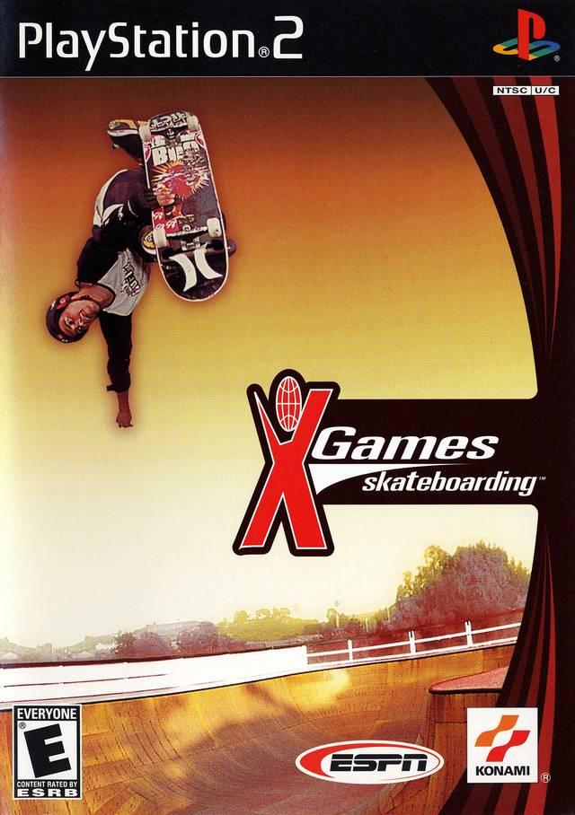 X games skateboarding tony hawk