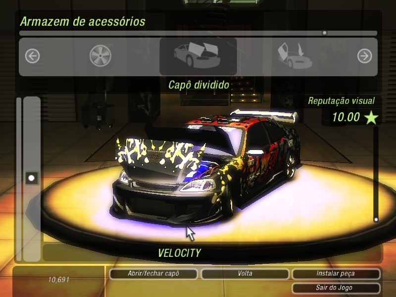 Need for Speed - Underground 2 (USA) ISO Ps2 Need For Speed