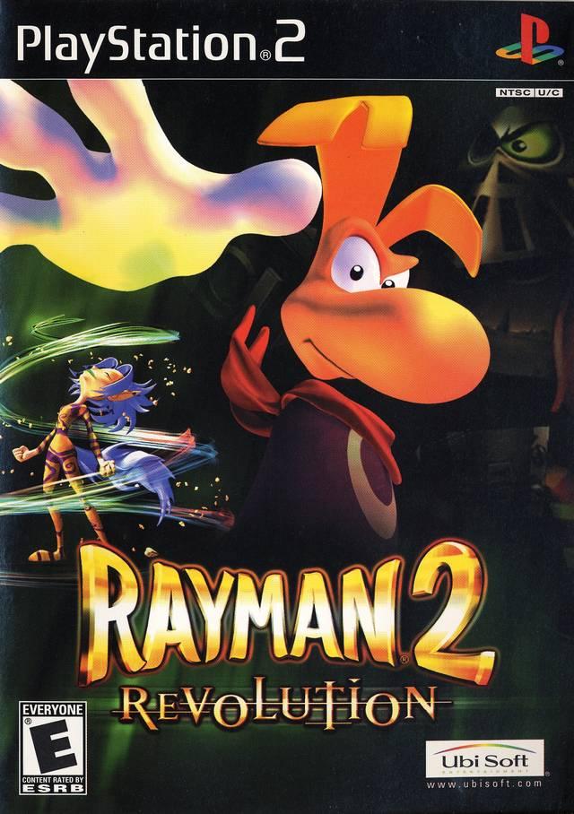 Rayman 2 Revolution Usa Iso