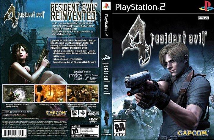 Residentevil4ps2 Resident Evil 4 Usa Iso Resident Evil 4 Ps2