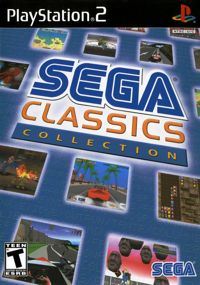 Sega Classics Collection (USA) ISO
