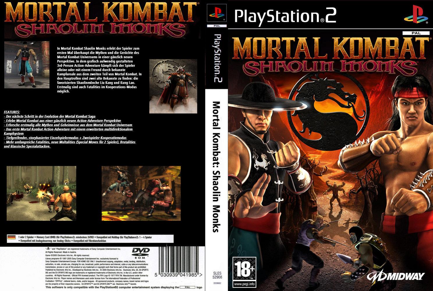 List of Mortal Kombat media - Wikipedia