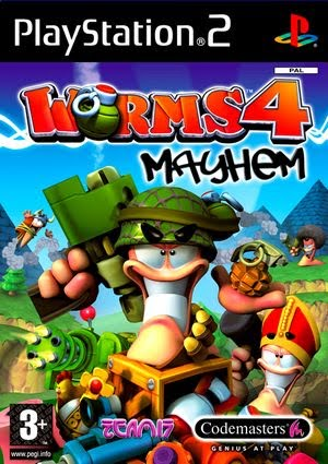 worms mayhem 4 free  full version