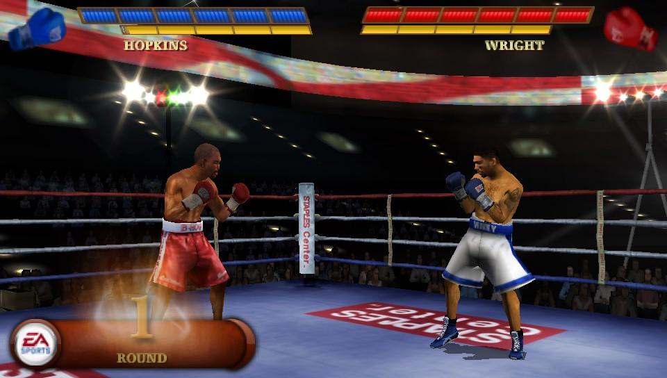 Fighting на psp