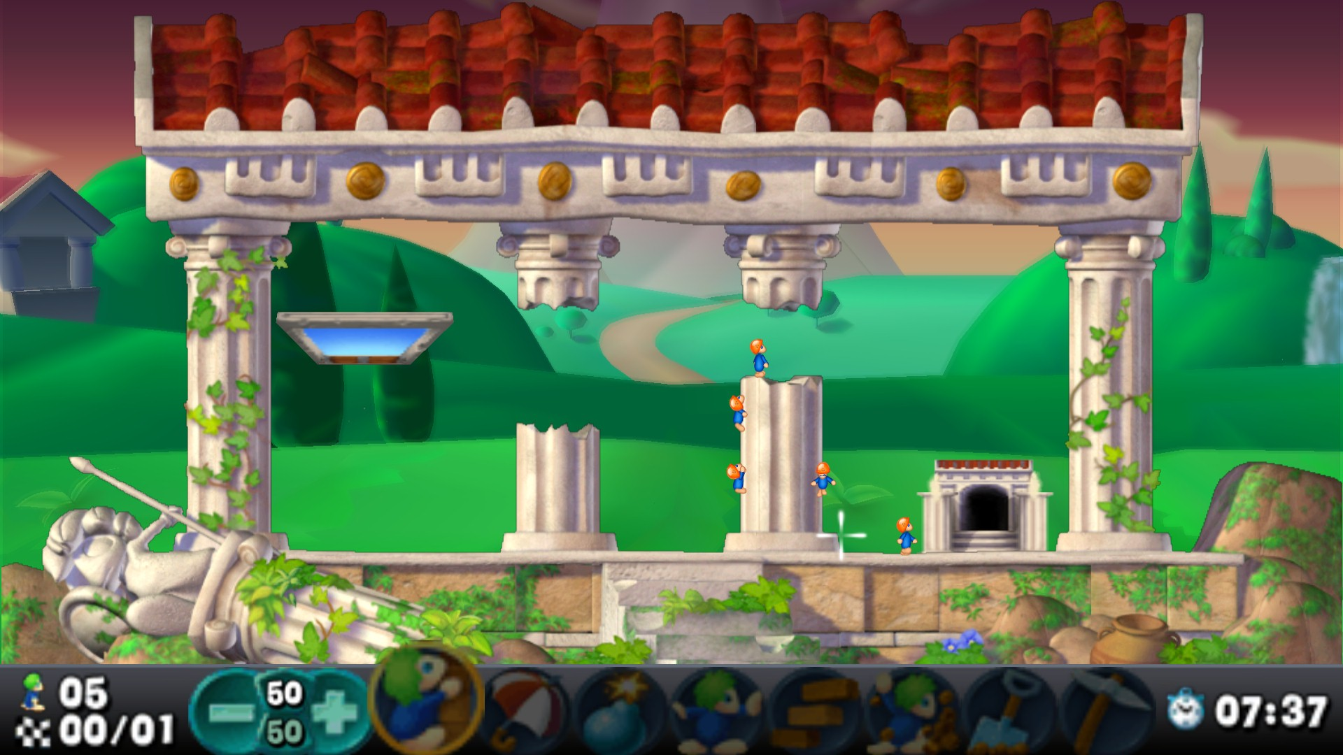 Lemmings (USA) ISO Download