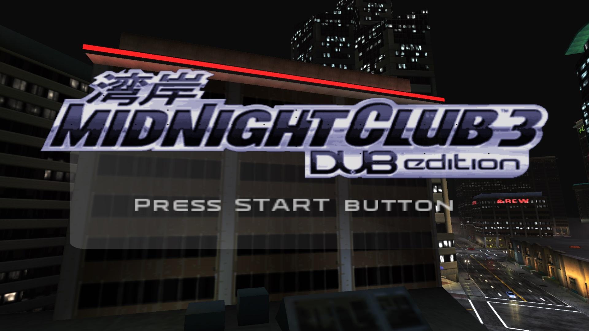 Descargar Midnight Club 3 Dub Edition Remix