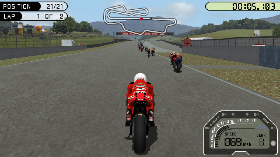 Moto GP (USA) ISO Download