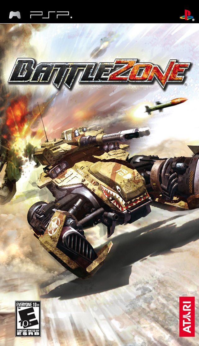 BattleZone (USA) ISO Download