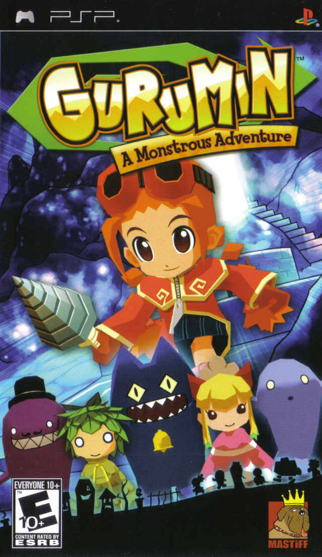 Gurumin - A Monstrous Adventure (USA) ISO Download