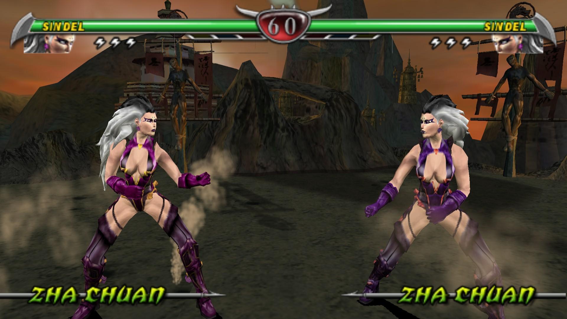 Mortal Kombat: Shaolin Monks - PS2 - Portal Roms