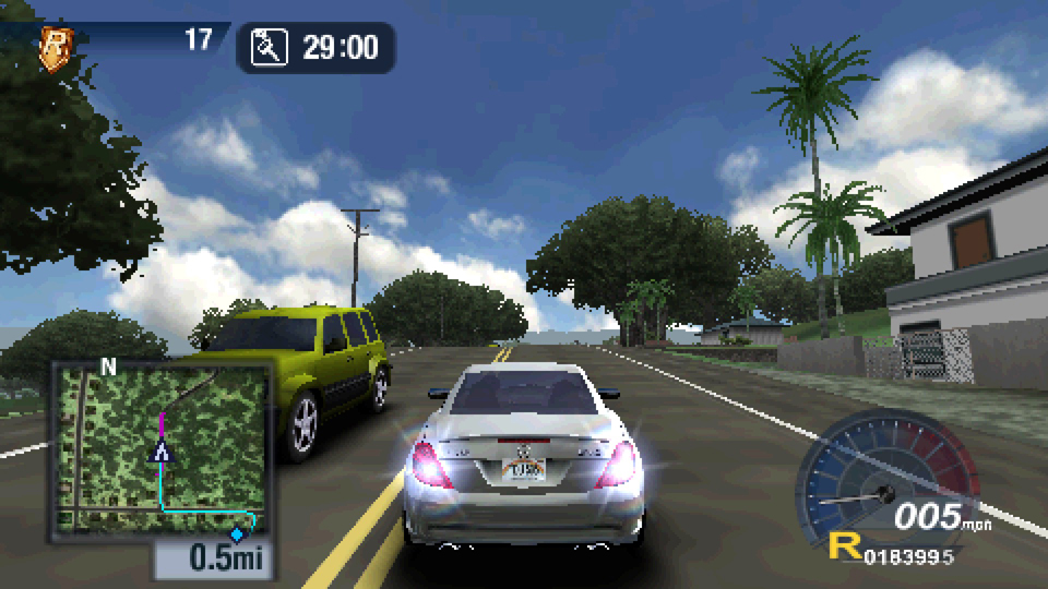 Test driver unlimited