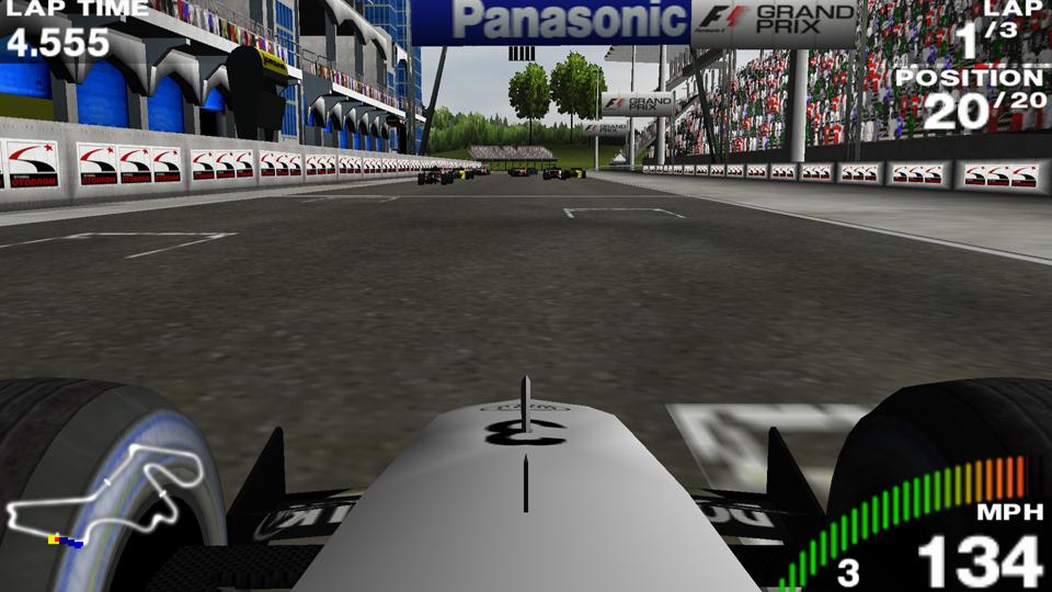 PSP ISOs F Grand Prix (Platinum) (Europe)  download