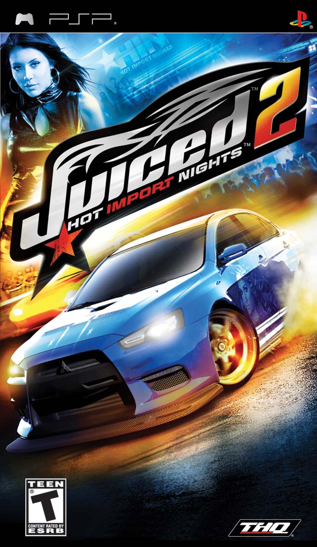 Juiced 2 - Hot Import Nights (USA) ISO Download