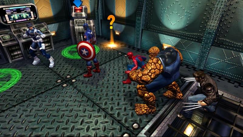 Marvel - Ultimate Alliance 2 (USA) ISO