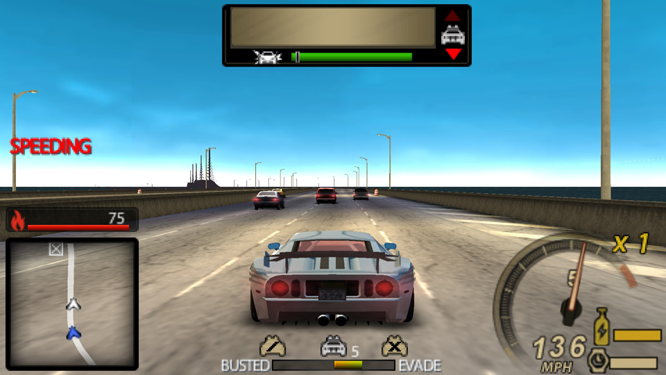 Need for Speed - Undercover (Europe) ISO