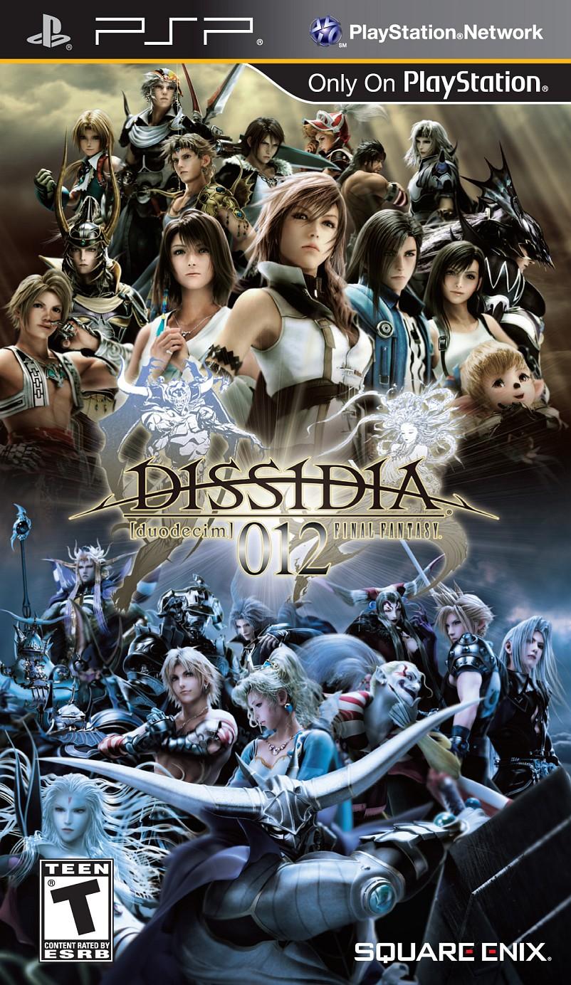 Dissidia 012 Duodecim Final Fantasy Usa Iso