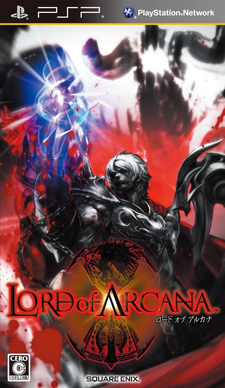 Lord of Arcana (USA) ISO