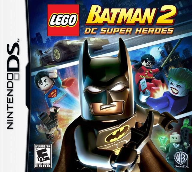 LEGO Batman 2 - DC Super Heroes (U) ROM