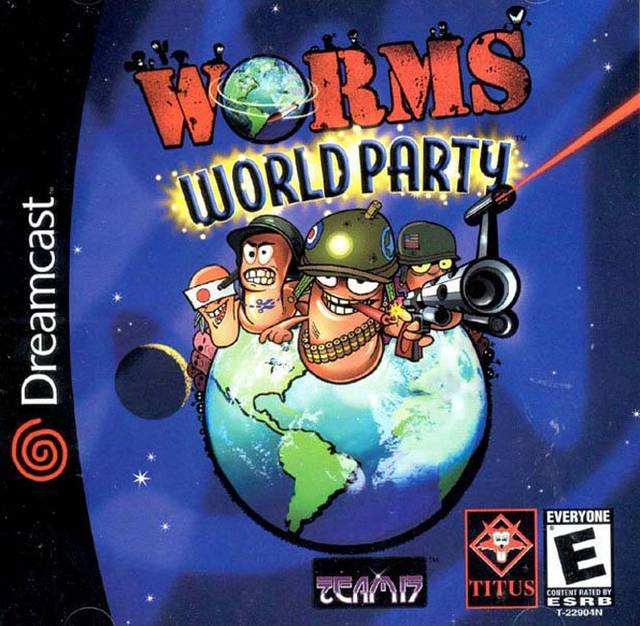 worms world party patch fr