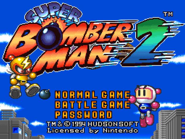 bomber man 2