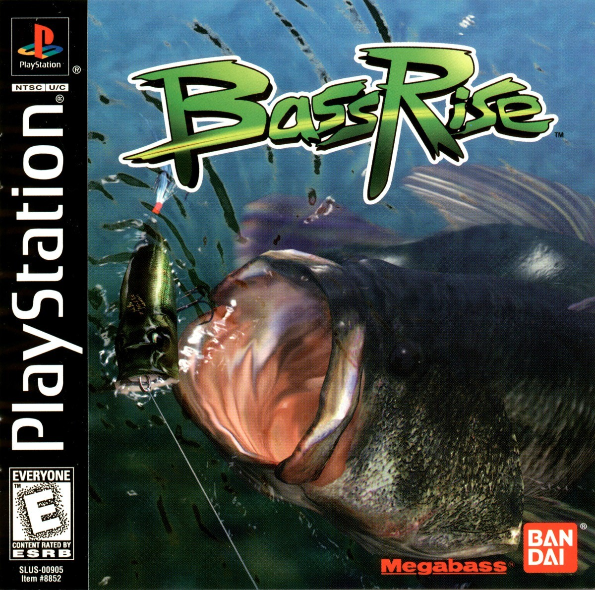 Bassrise fishing u iso download for Ps3 fishing games