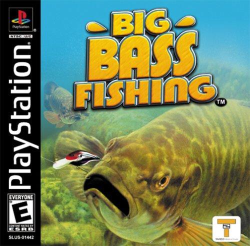 Big bass fishing u iso for Bass fishing game