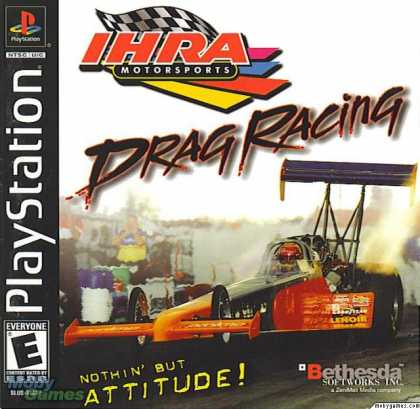 Ihra Drag Racing 2 Controls Ps2 1 For Ihra Drag Racing u
