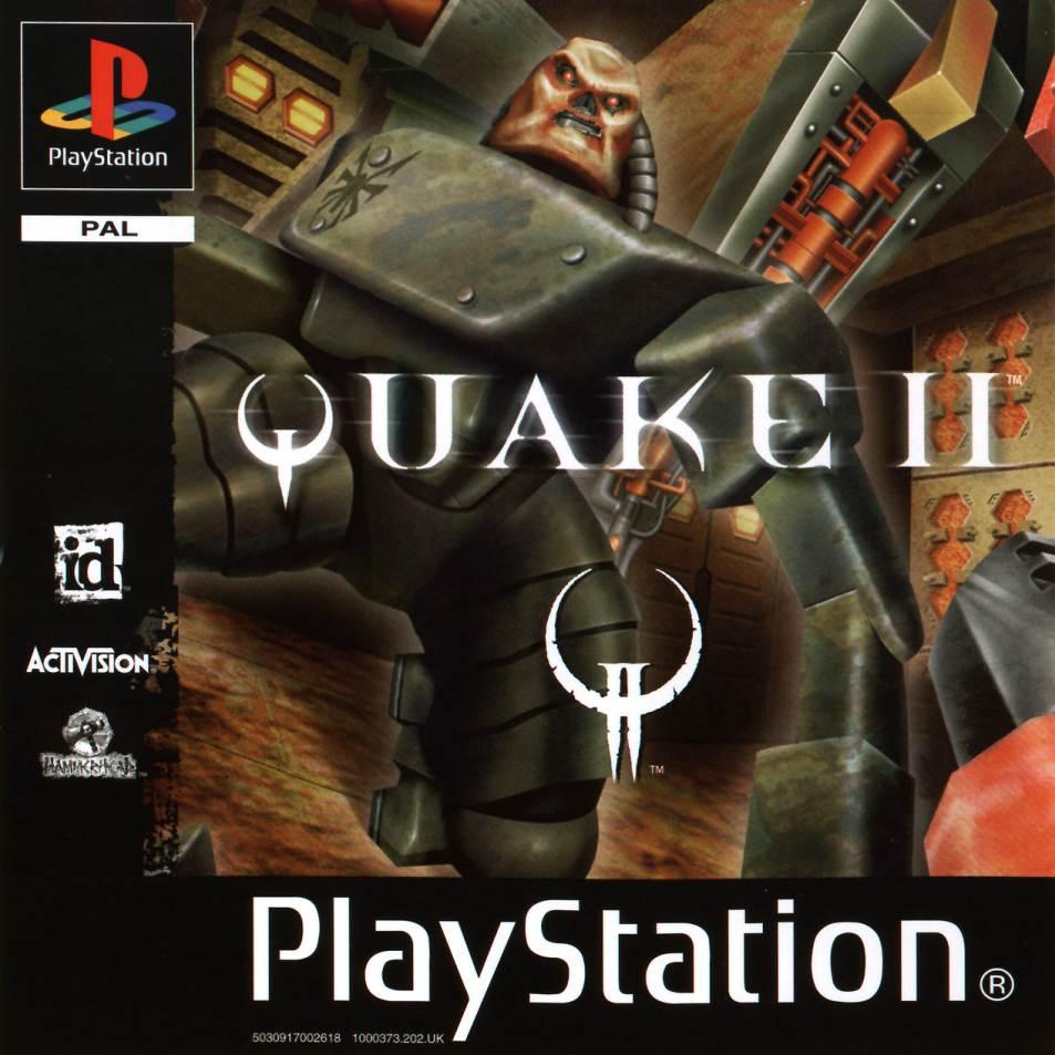 Resultado de imagen para quake 2 psx