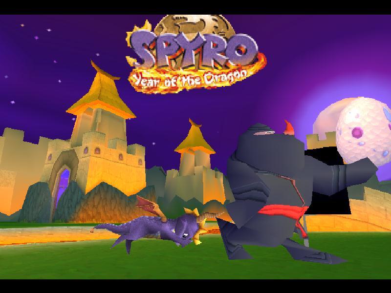 Spyro The Dragon 3 Year Of The Dragon Ntsc U Iso