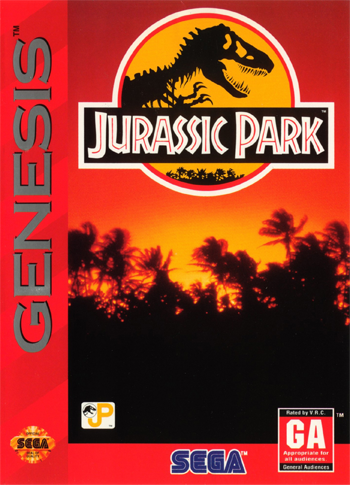 play jurassic park online lets play snes