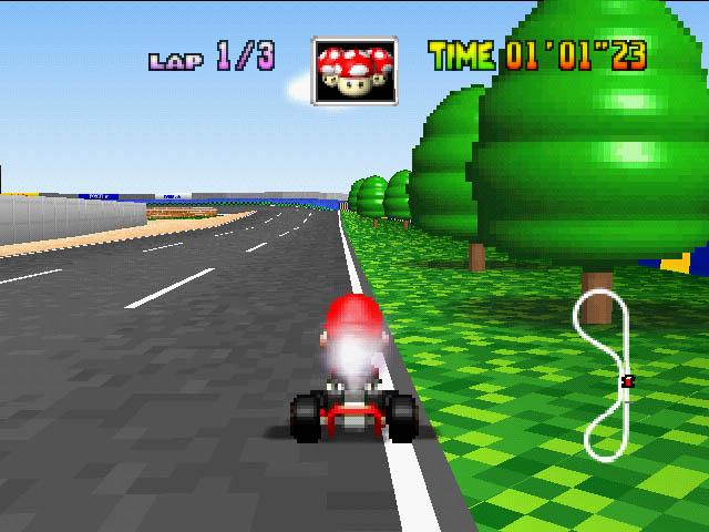 Mario Kart 64 (Europe) ROM