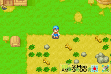 Gba Game Harvest Moon