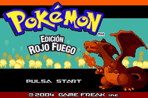 Pokemon Rojo Fuego S Rising Sun Rom