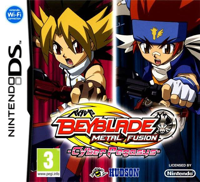beyblade metal masters ds game pc version