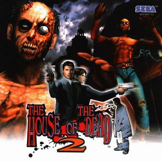 house of the dead 2 pal iso
