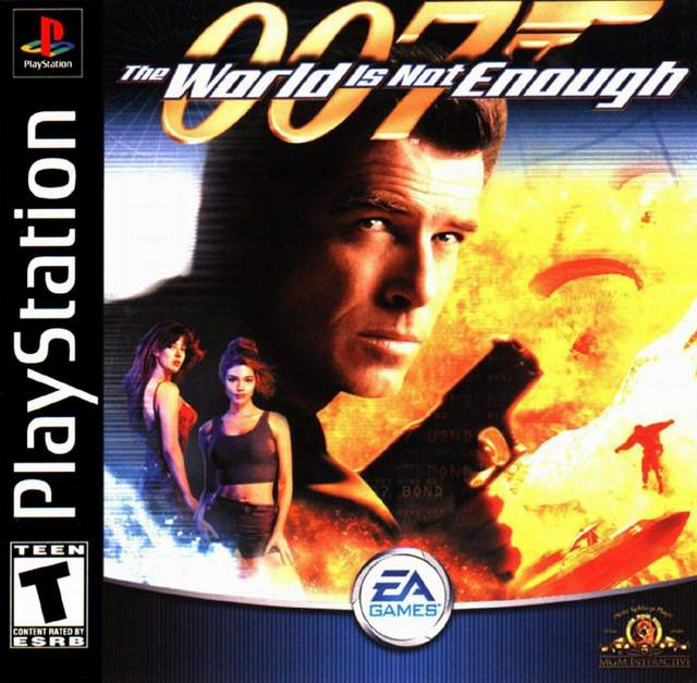 007 el mundo nunca es suficiente: