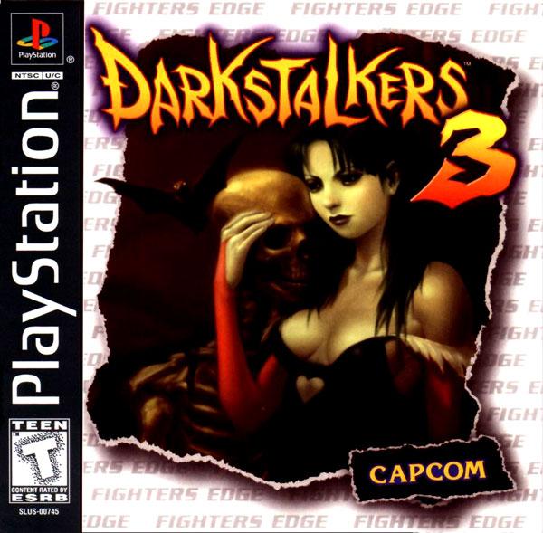 Resultado de imagen para darkstalker 3 psx portable
