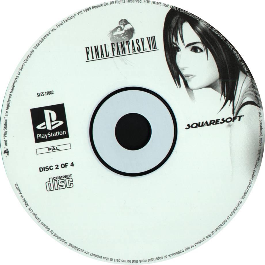 Final Fantasy Viii Rom Disc 2 Fantasy Viii g Disc 2