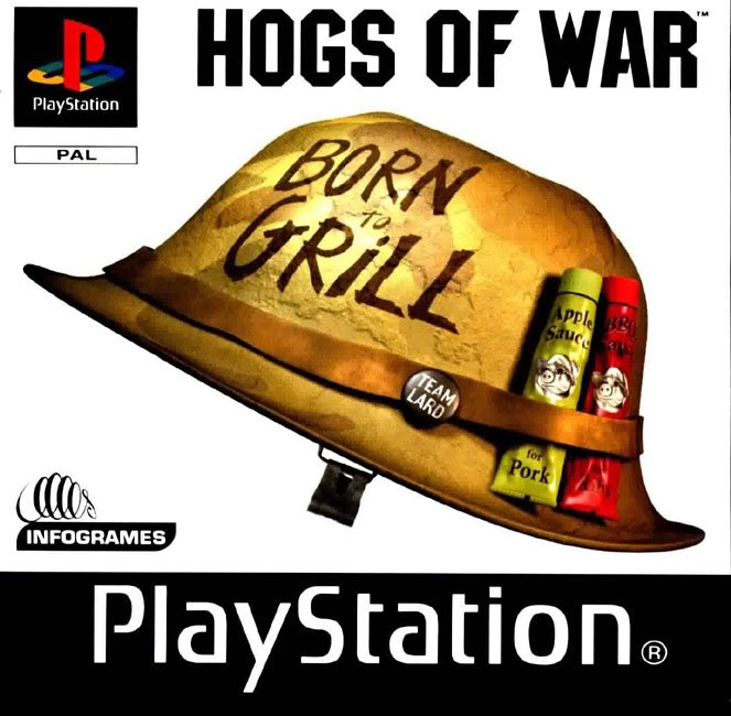 Hogs Of War Psp