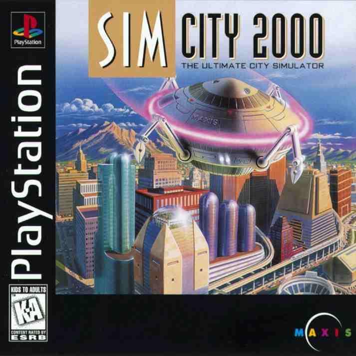 Sim City 2000 Anleitung