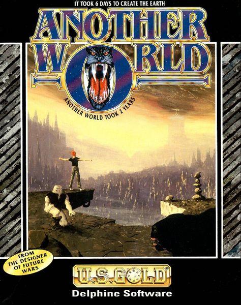 Amiga Longplay Another World - YouTube