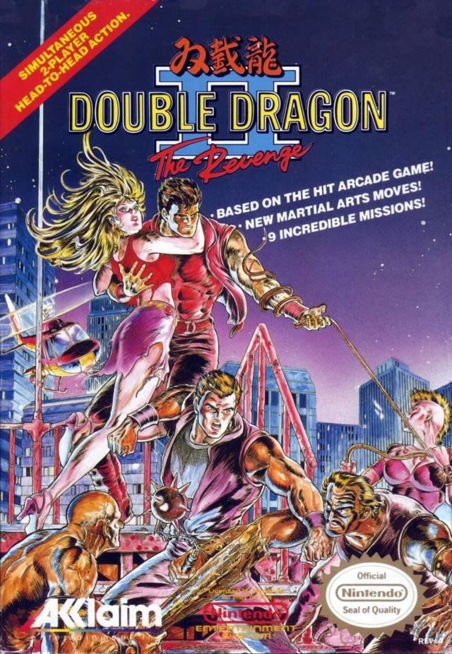Double Dragon II The Revenge